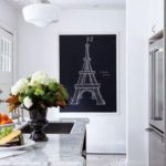 Pretty French-inspired Kitchens
