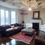 Client Project + I Love Persians (rugs that is!)