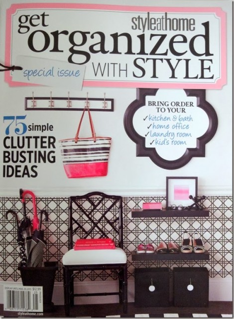 Style at Home - 'Pretty Together' Feature
