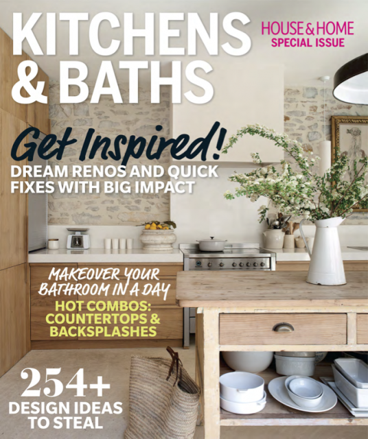 House & Home - Kitchens & Baths