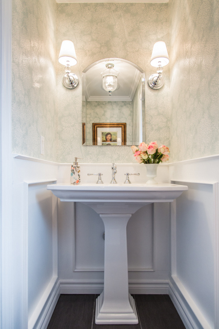 Adding Interest To Bathrooms With Moulding Vanessa