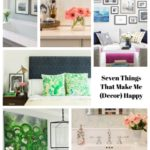 New Guest Post Series: 7 Things That Make Me (Decor) Happy