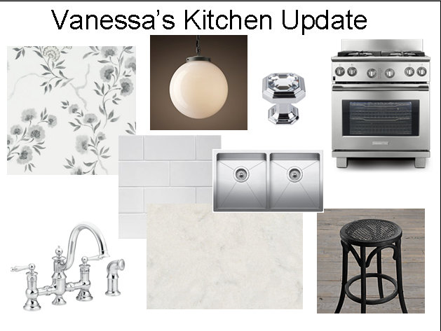 kitchen reno, Vanessa Francis Design
