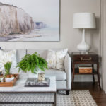 Before & After: Neutral Yet Layered Living Room