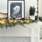 My Holiday Mantel 2015 – Part 3