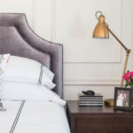 Using Metrie Interior Finishings to Create a Parisian Bedroom